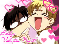Ouran High school host club!!! Valent10
