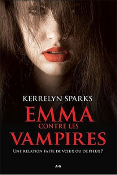 HISTOIRES DE VAMPIRES (Tome 03) EMMA CONTRE LES VAMPIRES de Kerrelyn Sparks Couv4010