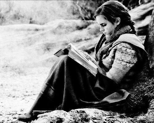 """Avatars """"Un livre à la main"""" Hermio10"""