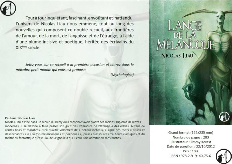 L'ange de la mélancolie - Nicolas Liau L_ange10