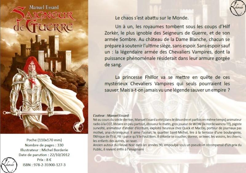 Saigneur de guerre - Manuel Essard Saigne10
