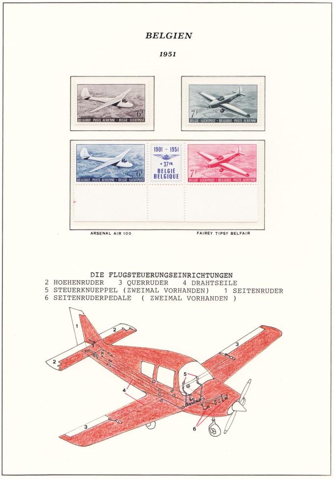 Einmotorige Flugzeuge 1951-b10