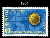 Motive Fussball 195410