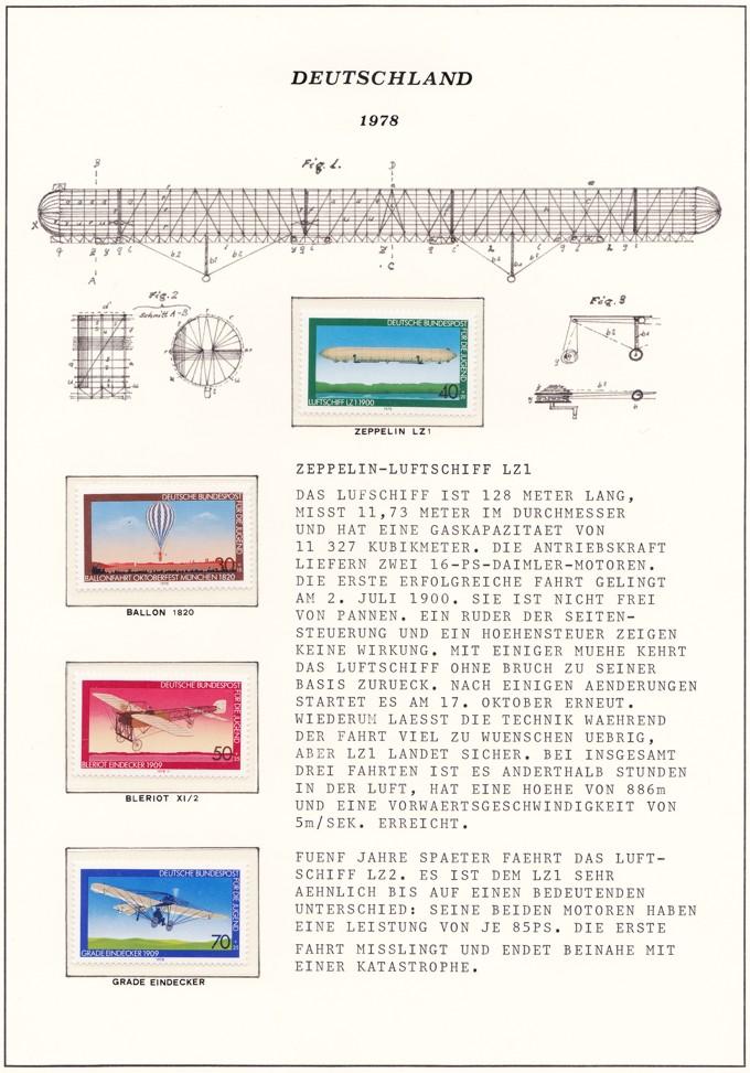 Luftschiffe von Zeppelin 1978-d10