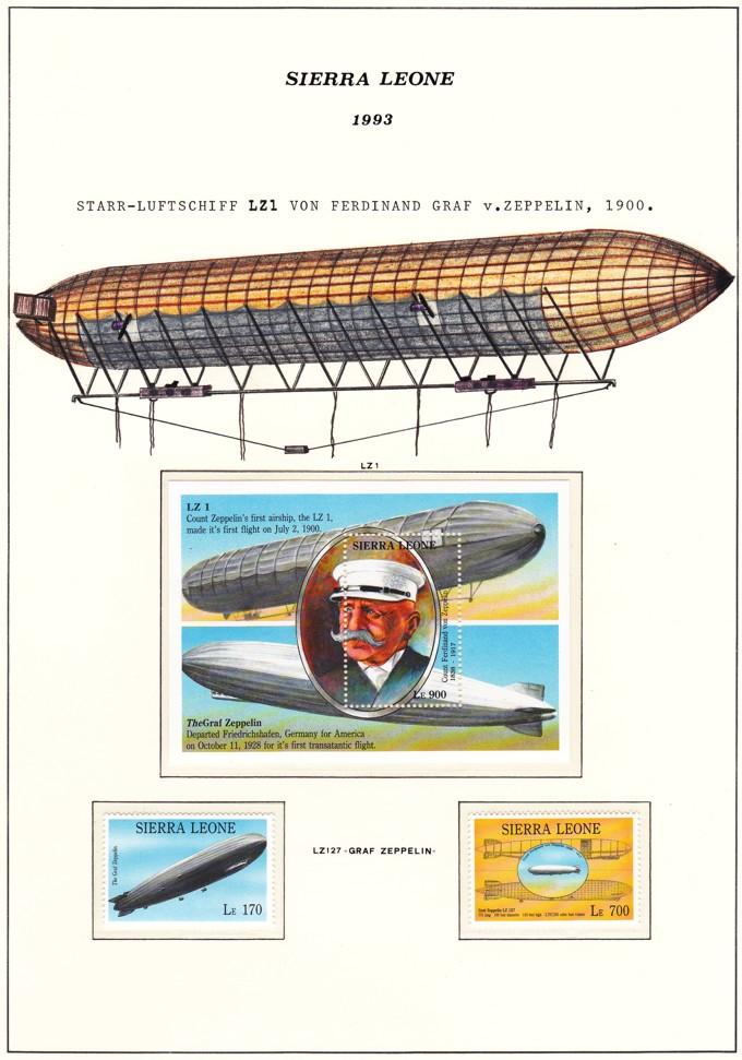 Luftschiffe von Zeppelin 1993-s10