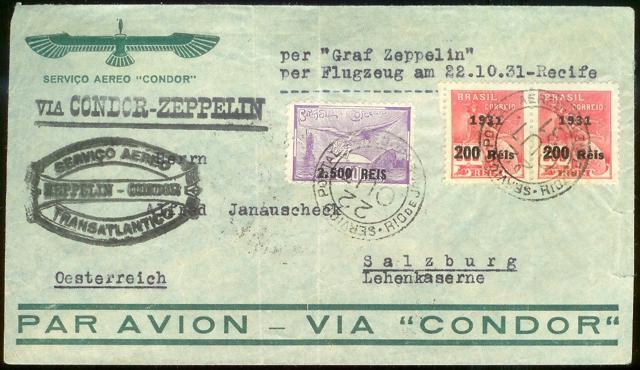 nach - Zeppelin Post Condor10