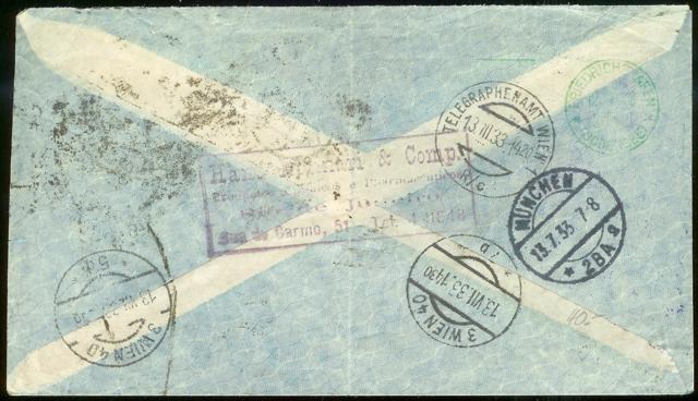 nach - Zeppelin Post Condor13