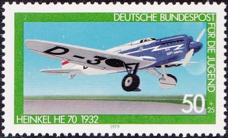 Zeppelinbelege mit Zudrucken He7010