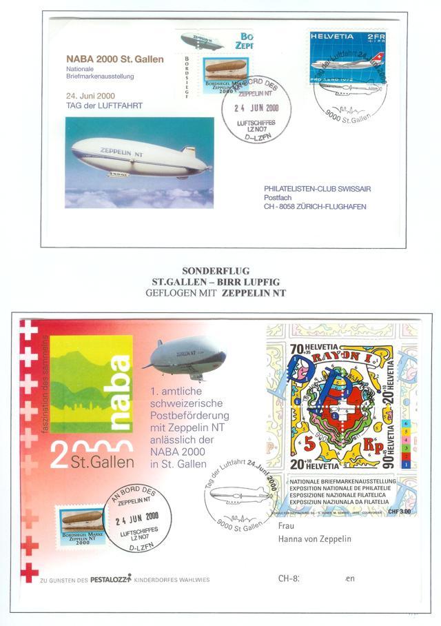 Zeppelin Post Neu-1010