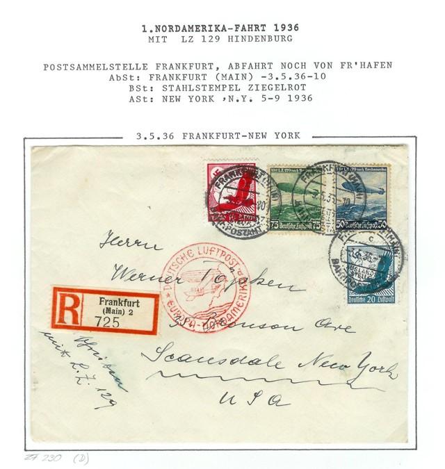 Zeppelin Post Neu-110