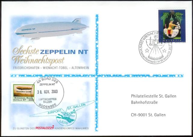 Zeppelin Post Nt_30110