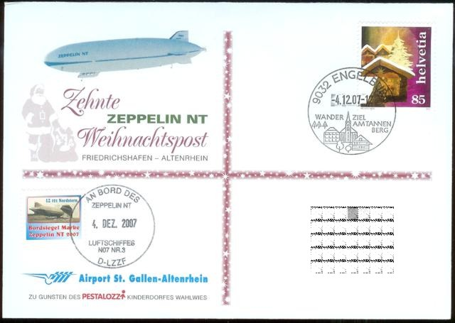 Zeppelin Post Nt_41211