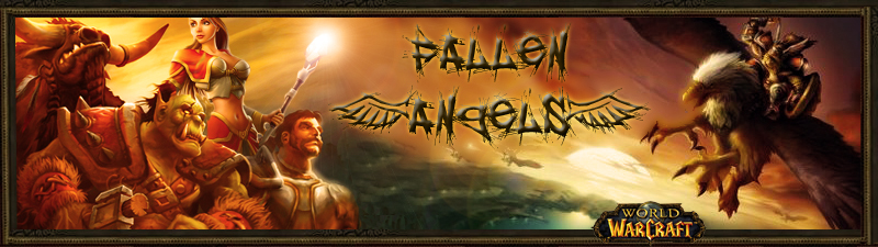 Fallen Angels Latino WoW