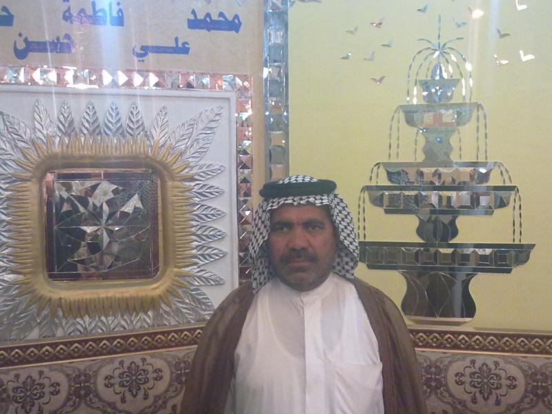 من مضيف الحاج مراد ال ايدام في السماوة 11042020