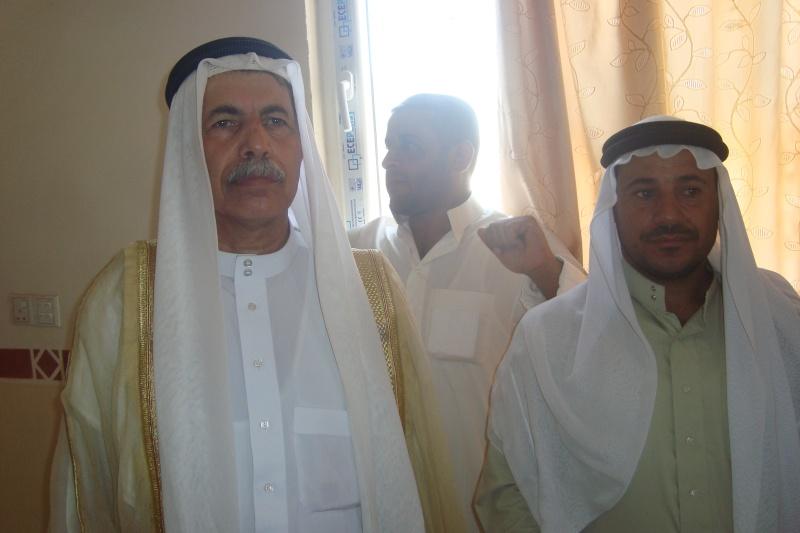 مجلس عزاء الشيخ قيصر سبهان خلف الصكر Dsc02123