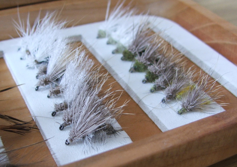 ELK HAIR CADDIS 119