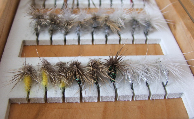 ELK HAIR CADDIS 312