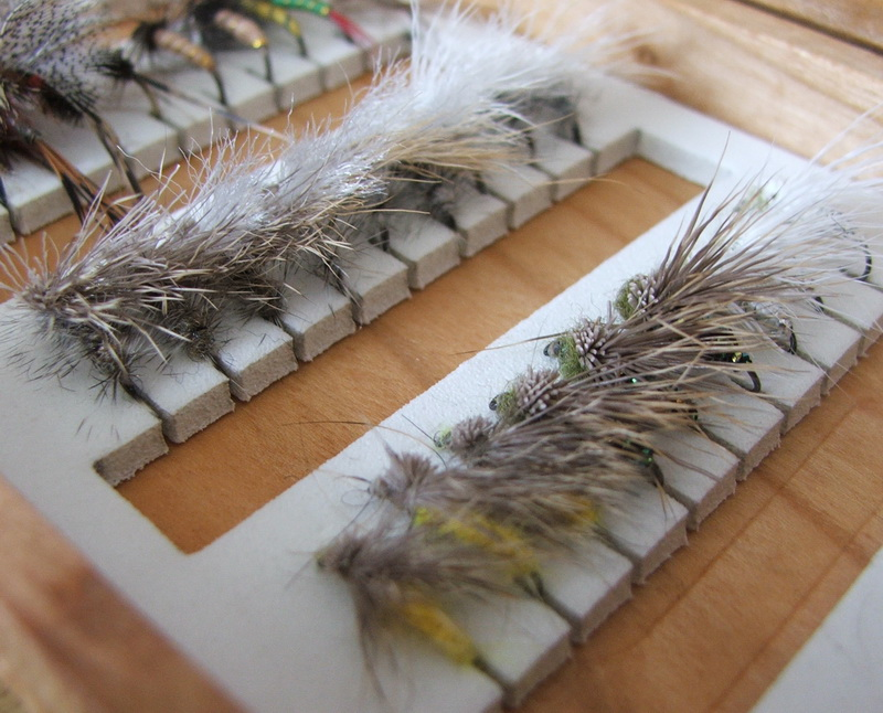 ELK HAIR CADDIS 412