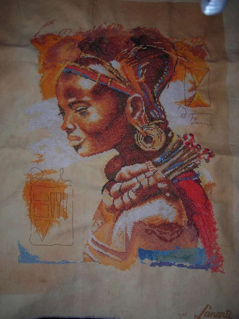 african woman P11