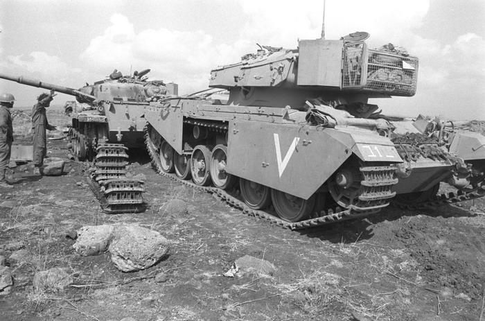 صور جديدة و حصرية لحرب اكتوبر 1973 (يوم الغفران)(Yum Kippur) 7th11n10