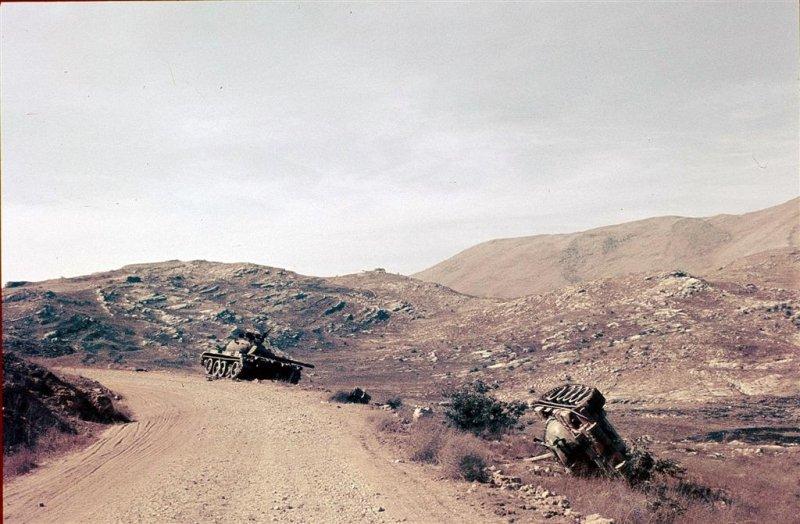 صور جديدة و حصرية لحرب اكتوبر 1973 (يوم الغفران)(Yum Kippur) 85584410