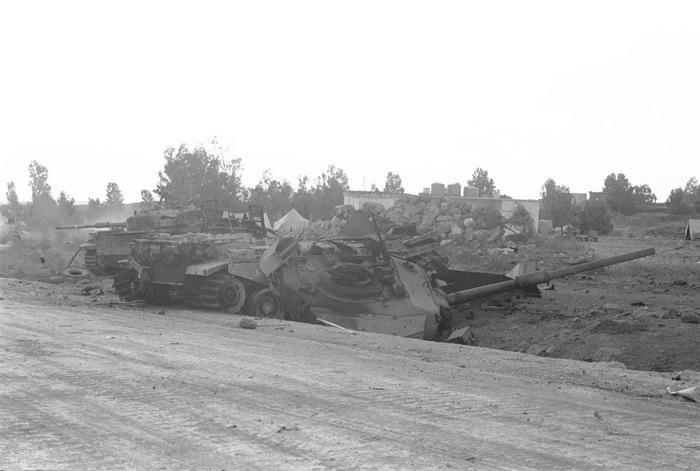 صور جديدة و حصرية لحرب اكتوبر 1973 (يوم الغفران)(Yum Kippur) Centur10