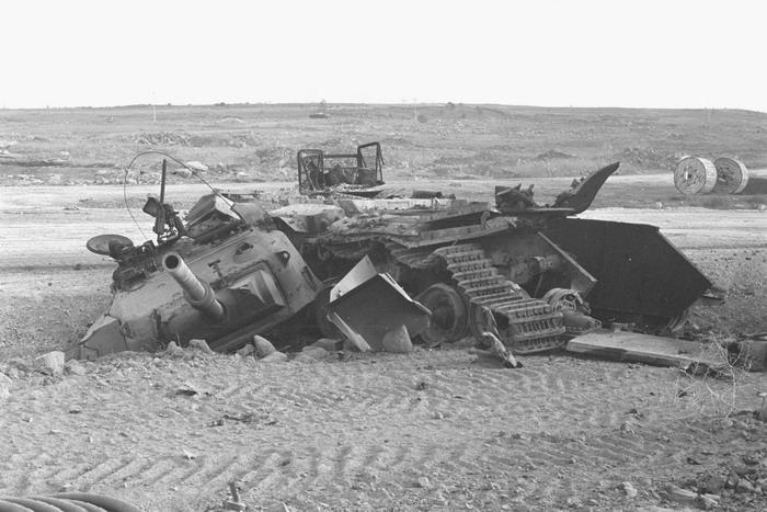 صور جديدة و حصرية لحرب اكتوبر 1973 (يوم الغفران)(Yum Kippur) Centur11