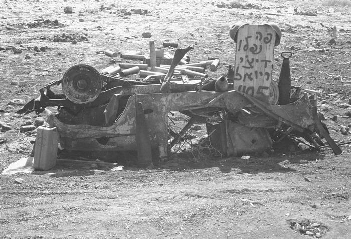 صور جديدة و حصرية لحرب اكتوبر 1973 (يوم الغفران)(Yum Kippur) Golanf10