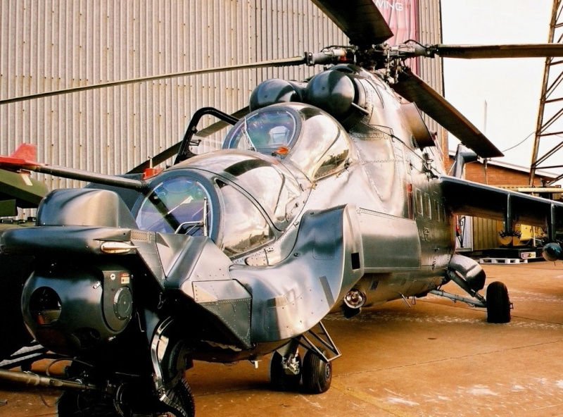 المروحية MI-24 MK3 Super hind الجزائرية Img_1911