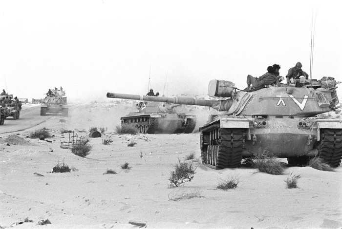 صور جديدة و حصرية لحرب اكتوبر 1973 (يوم الغفران)(Yum Kippur) Sinait10