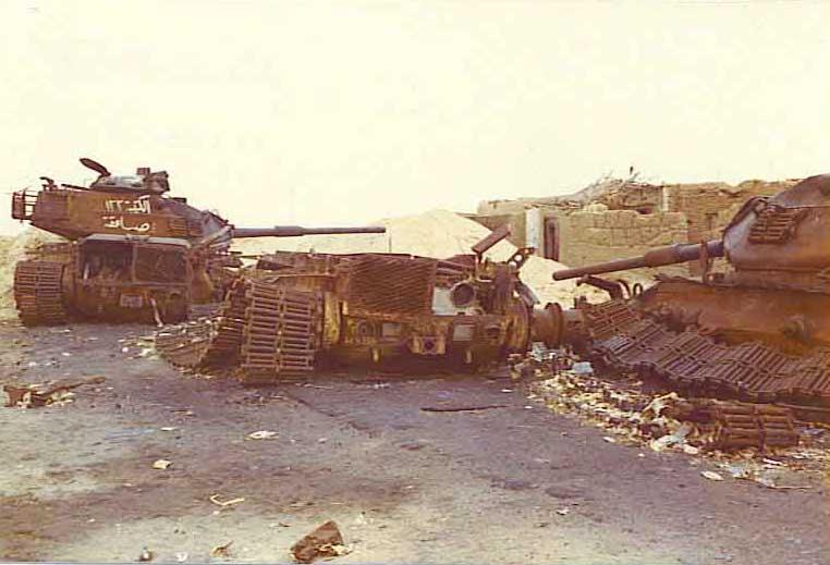 صور جديدة و حصرية لحرب اكتوبر 1973 (يوم الغفران)(Yum Kippur) Tanksi10
