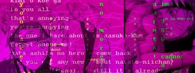 Naruto e Sakura Monoch11