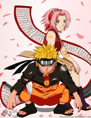 Naruto e Sakura - Quem quiser veja Sakura11