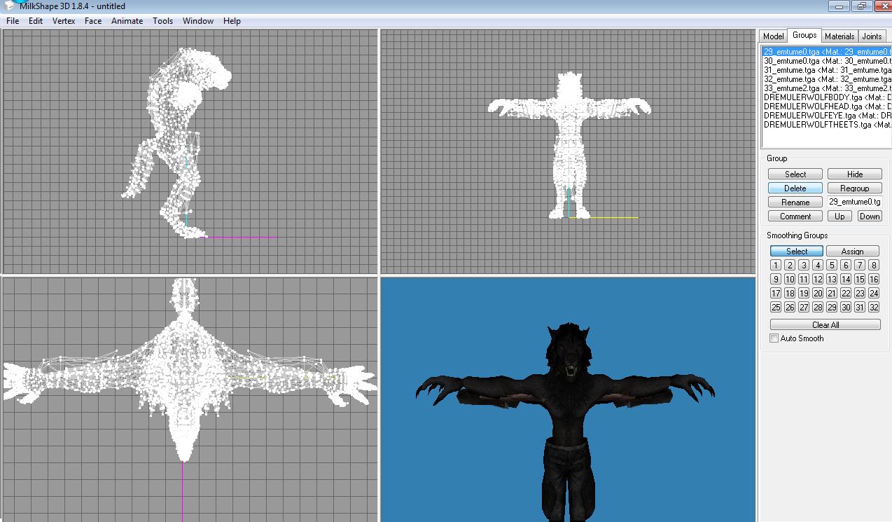 Como hacer mods de personajes, enemigos, armas, objetos [ILUSTRADO Y DETALLADO] Lobo10