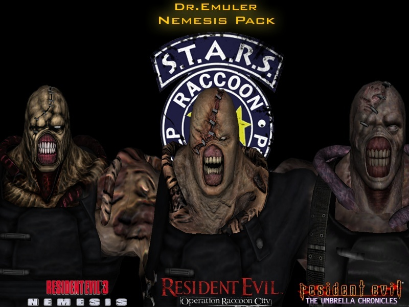 Nemesis Pack Render11