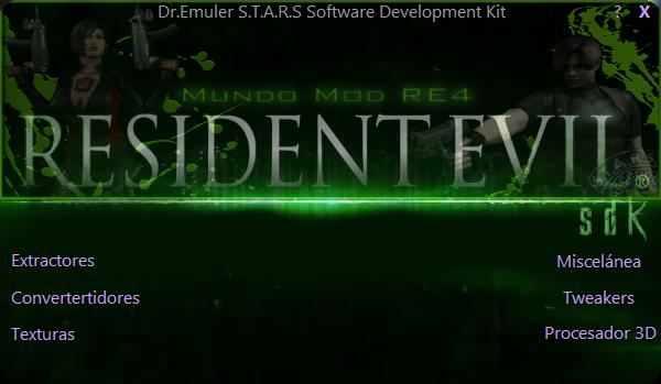 RE4: SDK 2.0 [Todas las herramientas para moddear RE4] Sdk10