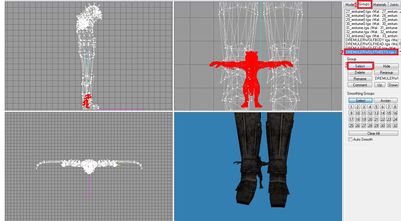 Como hacer mods de personajes, enemigos, armas, objetos [ILUSTRADO Y DETALLADO] Select10