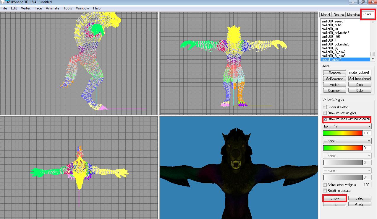 Como hacer mods de personajes, enemigos, armas, objetos [ILUSTRADO Y DETALLADO] Vertex10