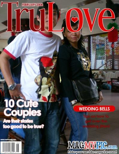 Sapa Nak Jadi Cover Magazine? Obie10