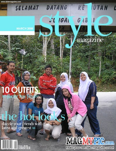 Sapa Nak Jadi Cover Magazine? - Page 3 Magazi10