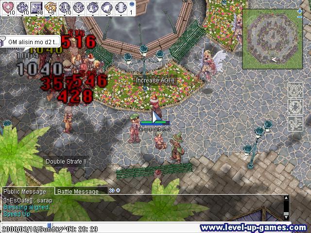 kRO Announces Ragnarok Online 3rd Job Class!!! Screen20