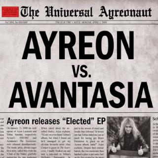 Ayreon vs. Avantasia - novo EP do Ayreon! Ayreon10