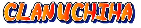 clam uchiha y su sharingan Logo210
