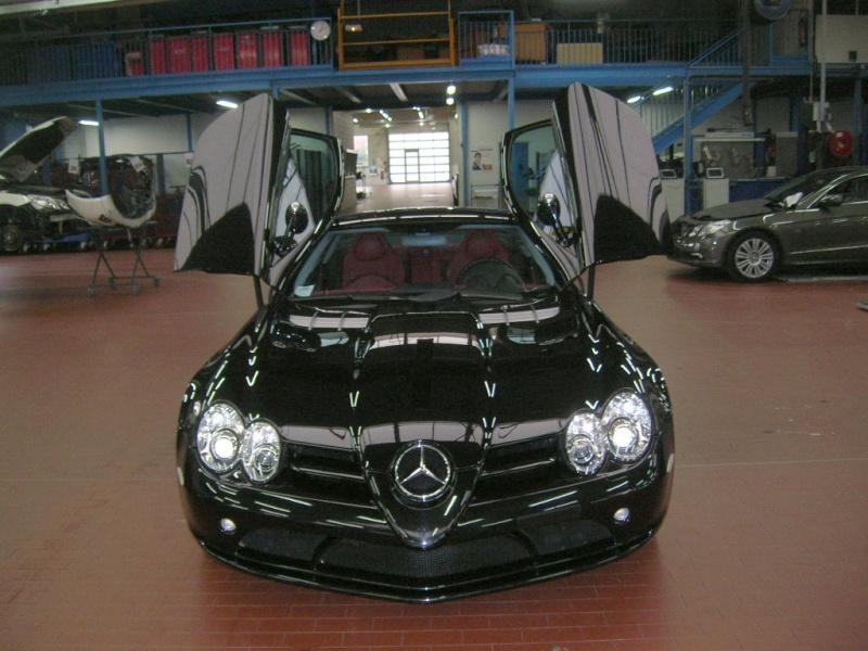 """Le 5/112011 après-midi """"Mercedes-Benz Passion au centre Technique MB de Stains Dscn5941"""