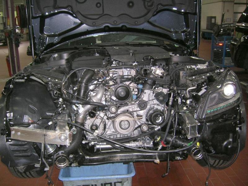 """Le 5/112011 après-midi """"Mercedes-Benz Passion au centre Technique MB de Stains Dscn5942"""