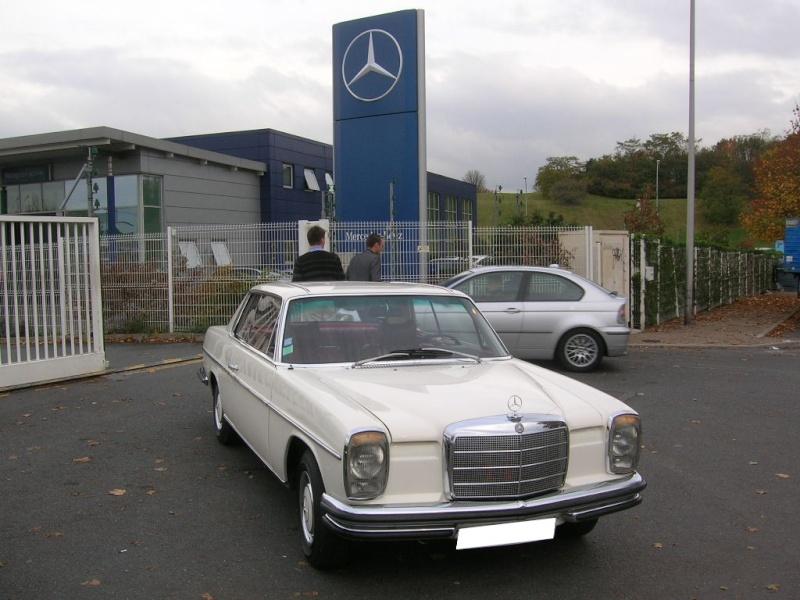 """Le 5/112011 après-midi """"Mercedes-Benz Passion au centre Technique MB de Stains Dscn6015"""