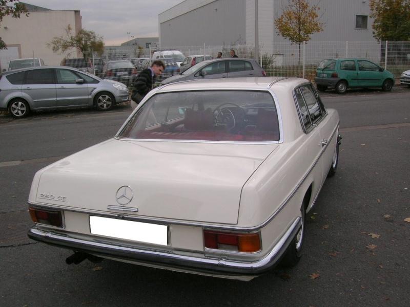 """Le 5/112011 après-midi """"Mercedes-Benz Passion au centre Technique MB de Stains Dscn6016"""