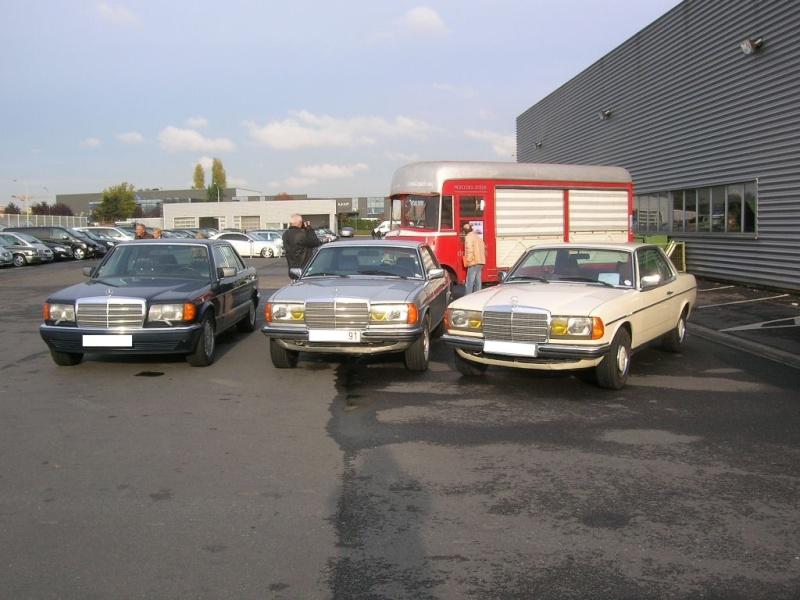 """Le 5/112011 après-midi """"Mercedes-Benz Passion au centre Technique MB de Stains Dscn6017"""