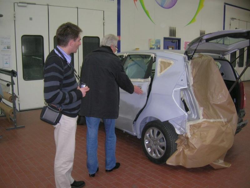 """Le 5/112011 après-midi """"Mercedes-Benz Passion au centre Technique MB de Stains Dscn6027"""