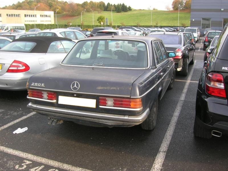 """Le 5/112011 après-midi """"Mercedes-Benz Passion au centre Technique MB de Stains Dscn6034"""
